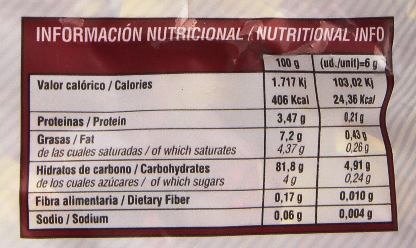 El Caserio - De Tafalla Ligeros - Caramelo de leche sin azúcares añadidos con edulcorantes - 1 kg: Amazon.es: Alimentación y bebidas
