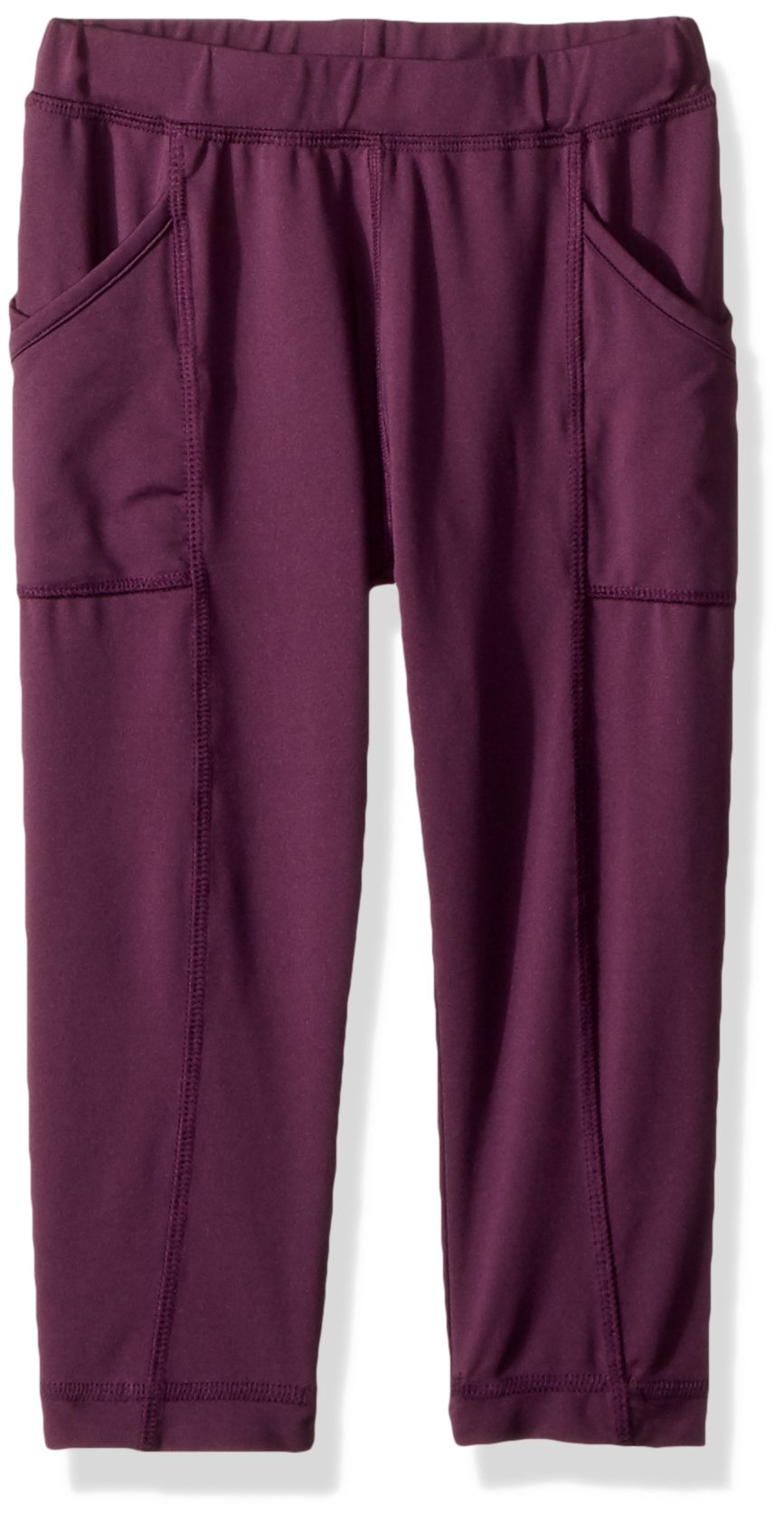 White Sierra Girl's bug Free Leggings, Shadow Purple, X-Small by White Sierra (Image #1)