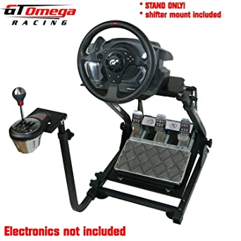 Amazon.com: GT Omega Steering Wheel stand suitable For Thrustmaster