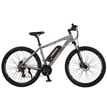 Switch Ride Mens\' Mountain Bike Matt Grey, 18\