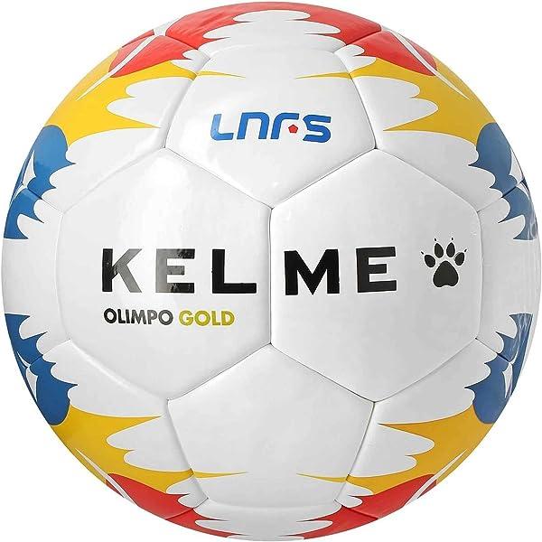 KELME Balon Futbol Sala Blanco. Balón de fútbol sala réplica Liga  Nacional Fútbol Sala 2017-2018 Kelme 55305278b1ec4