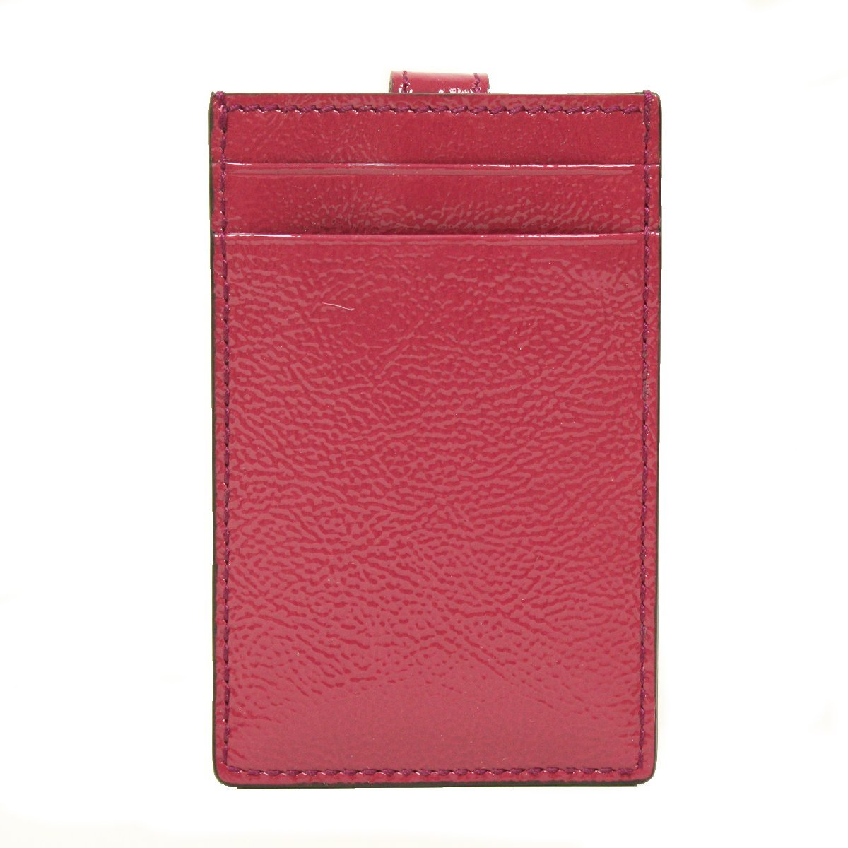 4d24bad81d1c0a Gucci Soho Magenta Pink Patent Leather Card Case 338331: Amazon.ca: Shoes &  Handbags
