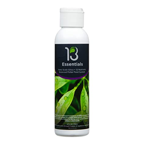13Essentials Foliar Spray Fertilizer, Food for Stunning Growth and  Healthier Plants, Non-Toxic, Yield Maximizer - Liquid Fertilizer for Indoor  and