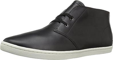 Byron Mid Leather Chukka Boot