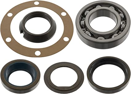 pack of one febi bilstein 05423 Wheel Bearing Kit with shaft seals and seal rings