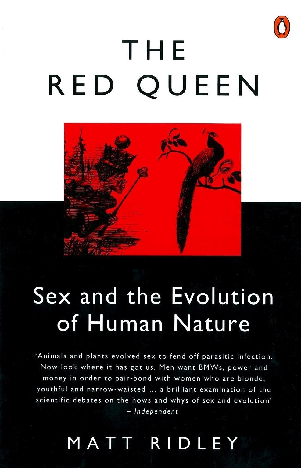 Красная королева секс и эволюция