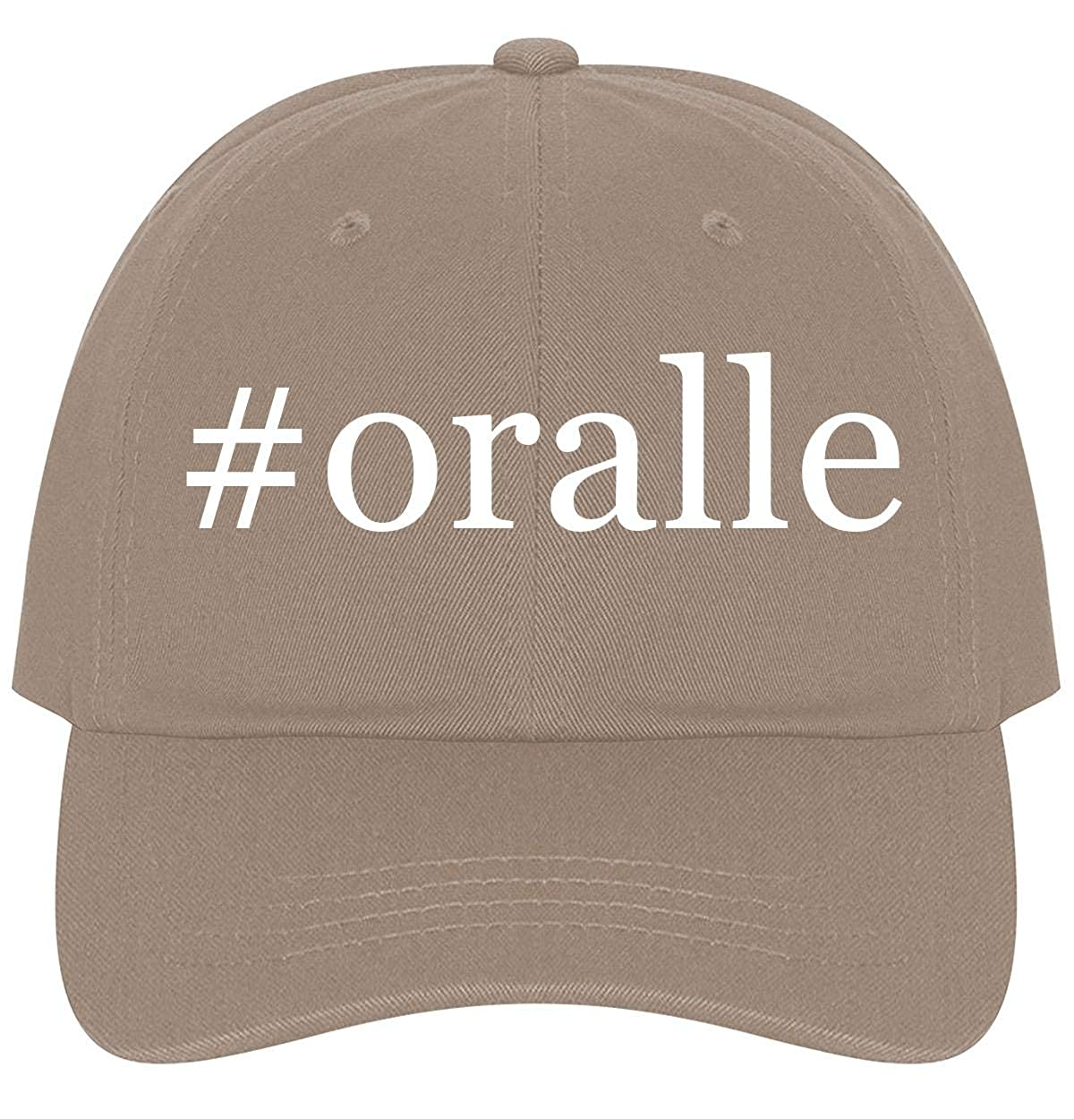 The Town Butler #Oralle - A Nice Comfortable Adjustable Hashtag Dad Hat Cap