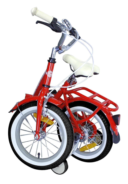 Ma Bicyclette 808902 - Bicicleta plegable (14 pulgadas): Amazon.es: Juguetes y juegos