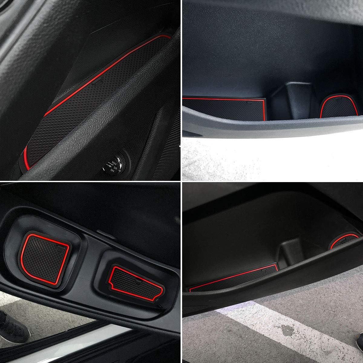 2010 Chrysler 300 Sedan Red Oriental Driver Passenger /& Rear Floor 2008 2006 2007 GGBAILEY D4460A-S1A-RD-IS Custom Fit Car Mats for 2005 2009