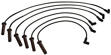 Federal Parts 3155 Spark Plug Wire Set on