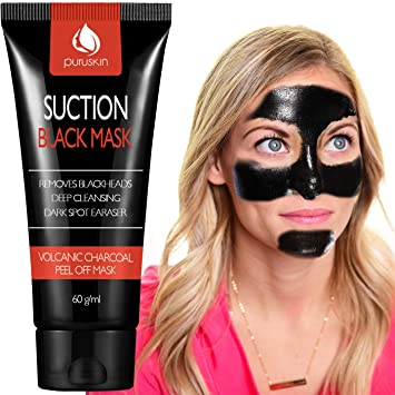 Skin Care Tool Strong-Willed Suction Black Mask Bamboo Charcoal Blackhead Remover Nasal Paste Mud Shrink Pores Deep Clean Acne Printing Acne Skin Care
