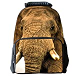 OpetHome 3D Animal Print Backpack kid's Daypack