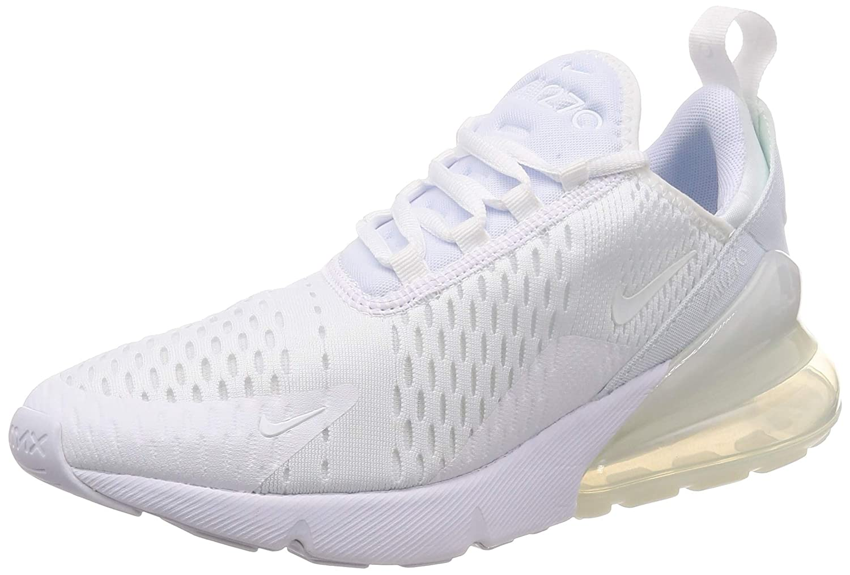 Blanc (blanc blanc blanc) Nike Men's Air Max 270 Gymnastics chaussures 43 EU