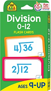 Multiplication 0 To 12 Flash Cards Brighter Child Flash Cards