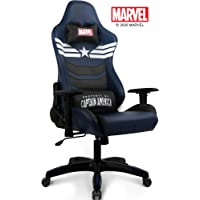 Marvel Avengers Gaming Chair Desk Office Computer Racing Chairs - Recliner Adults Gamer Ergonomic Game Reclining High Back Support Racer Leather Rocker