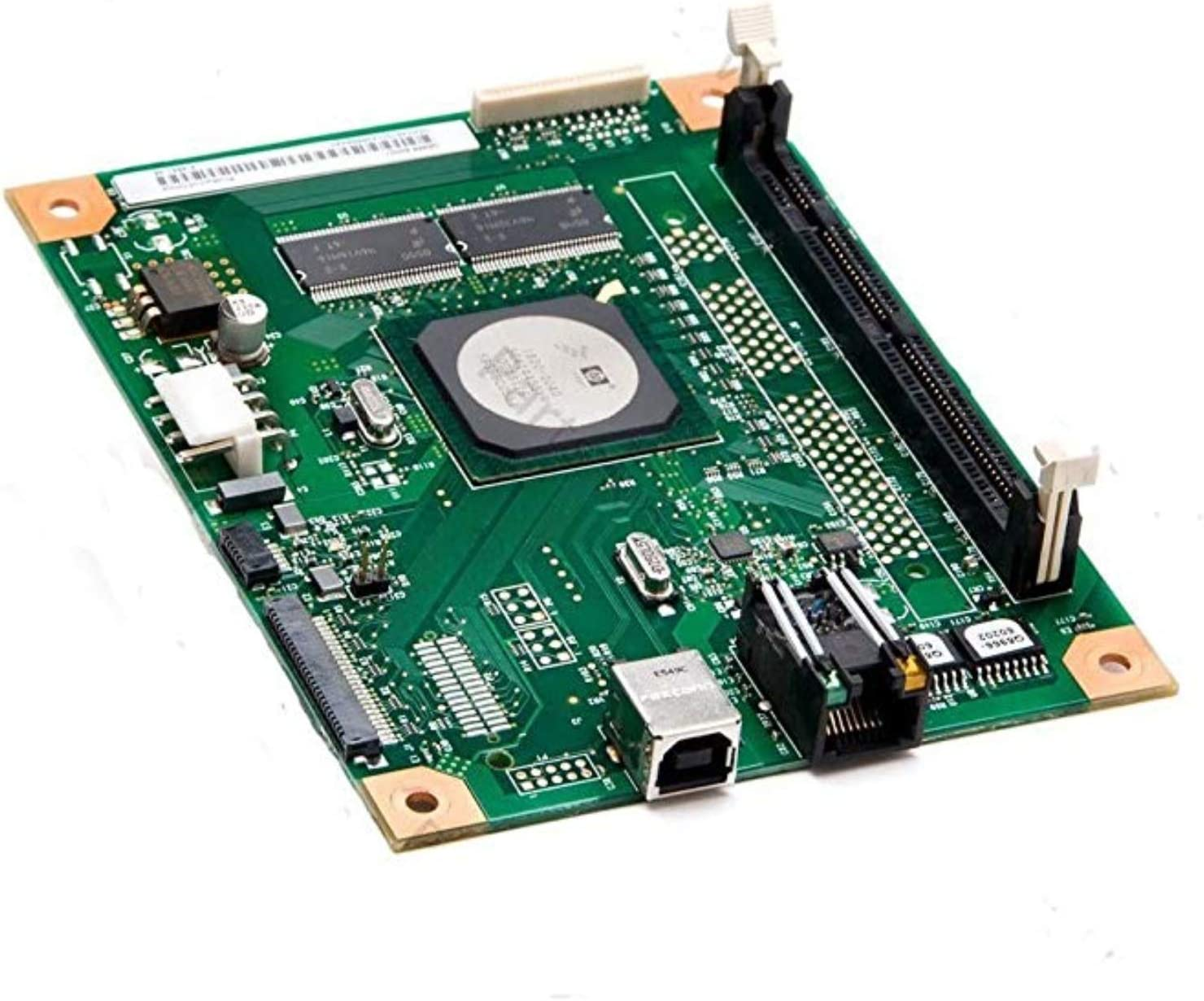 Amazon Com Mzfir Q5966 60001 For Hp Color Laserjet 2605n 2605dn Formatter Board Main Logic Board Computers Accessories