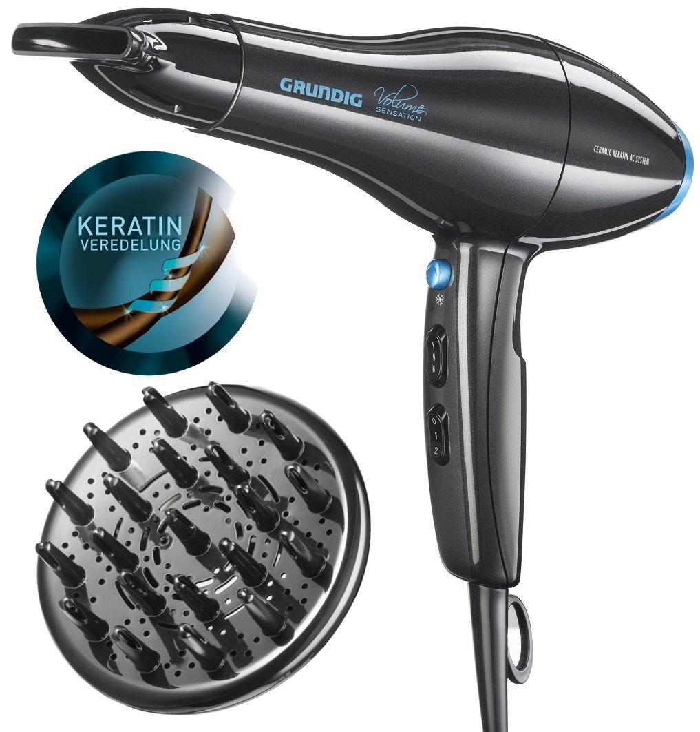 Grundig HD 5300 - Secador de cabello: Amazon.es: Salud y cuidado personal
