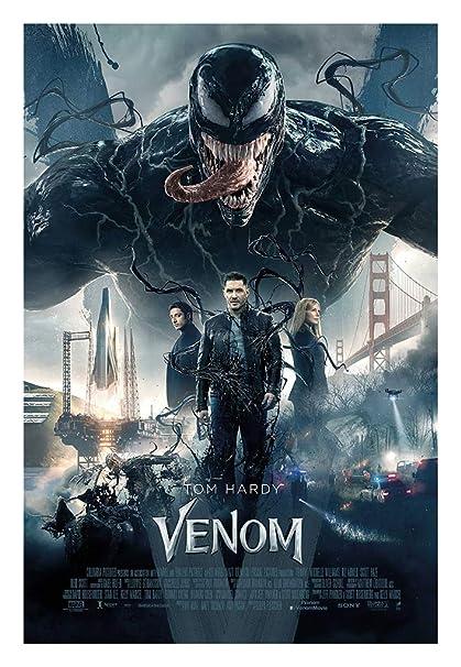 Image result for Venom Poster