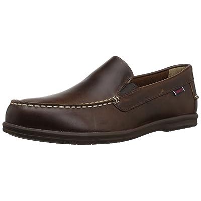 Sebago Men's Litesides Slip On Penny Loafer, Burnt Ivory Leather/Gum Outsole, 7 W US | Loafers & Slip-Ons