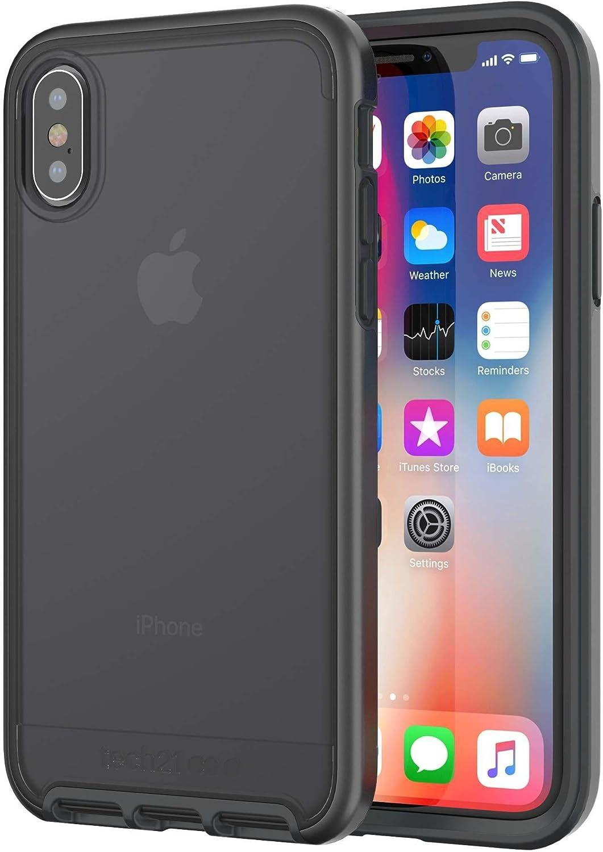 Tech21 Evo Elite Phone Case for Apple iPhone X - Black