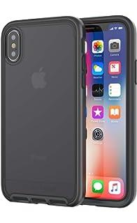 best service 63926 ab656 Amazon.com: tech21 - Phone Case Compatible with Apple iPhone X/XS ...