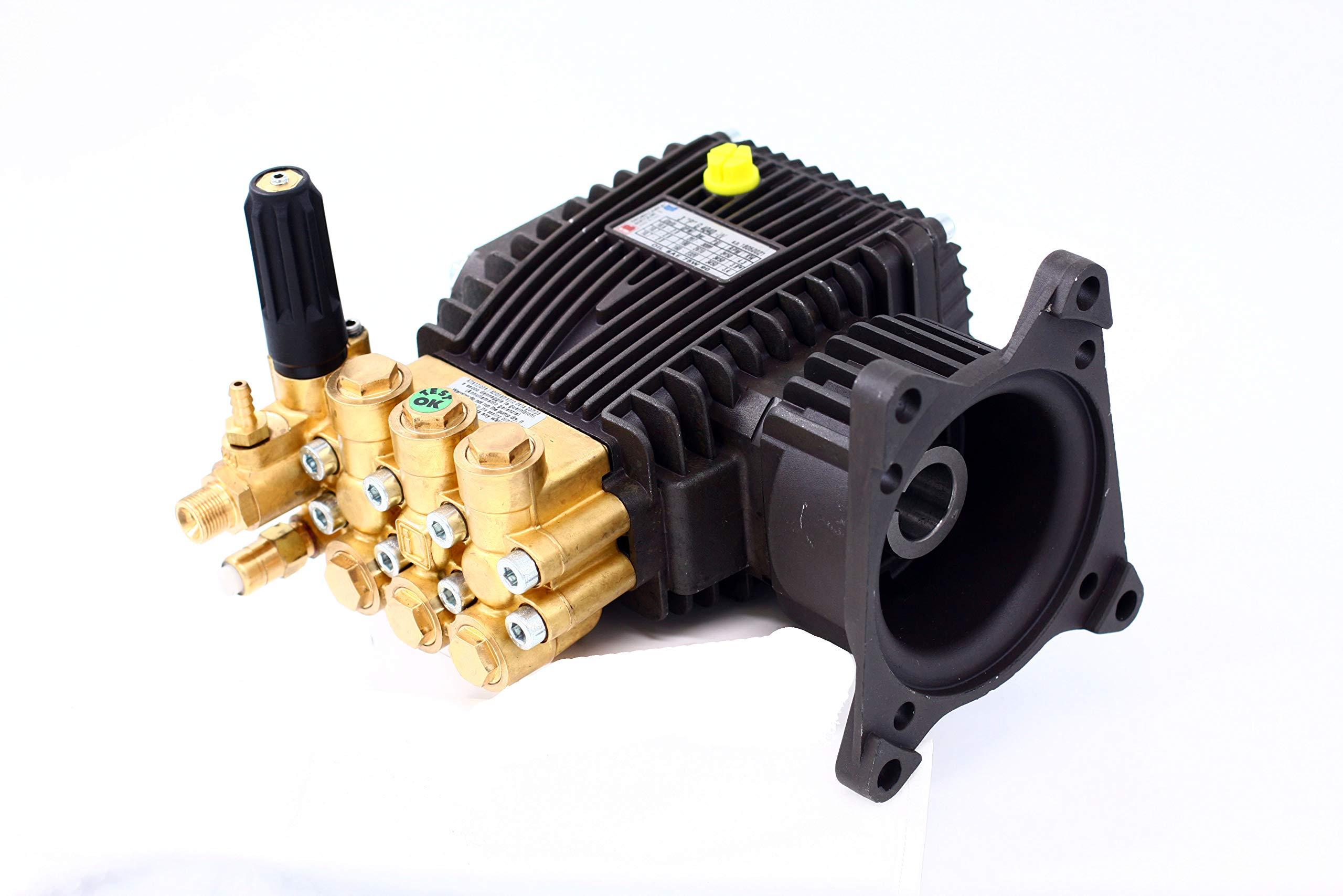 Bertolini Pressure Washer Pump 4060 psi @ 4.3gpm Includes Unloader Valve by Bertolini