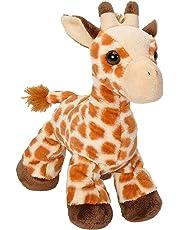 """Wild Republic Hug'Ems Giraffe Plush, 10"""""""
