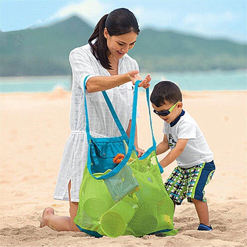 Affe al aire libre los niñ os de la playa juguetes bolsa de almacenamiento bolsa de herramientas rá pidamente almacenamiento Talla:S ZGJ