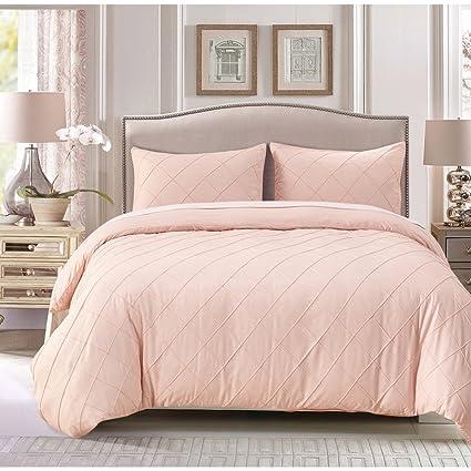 HaloVa Bed Sheets Set, Natural Silk Cotton Bedding Set, Jacquard Fabric  Pattern Soft Extremely