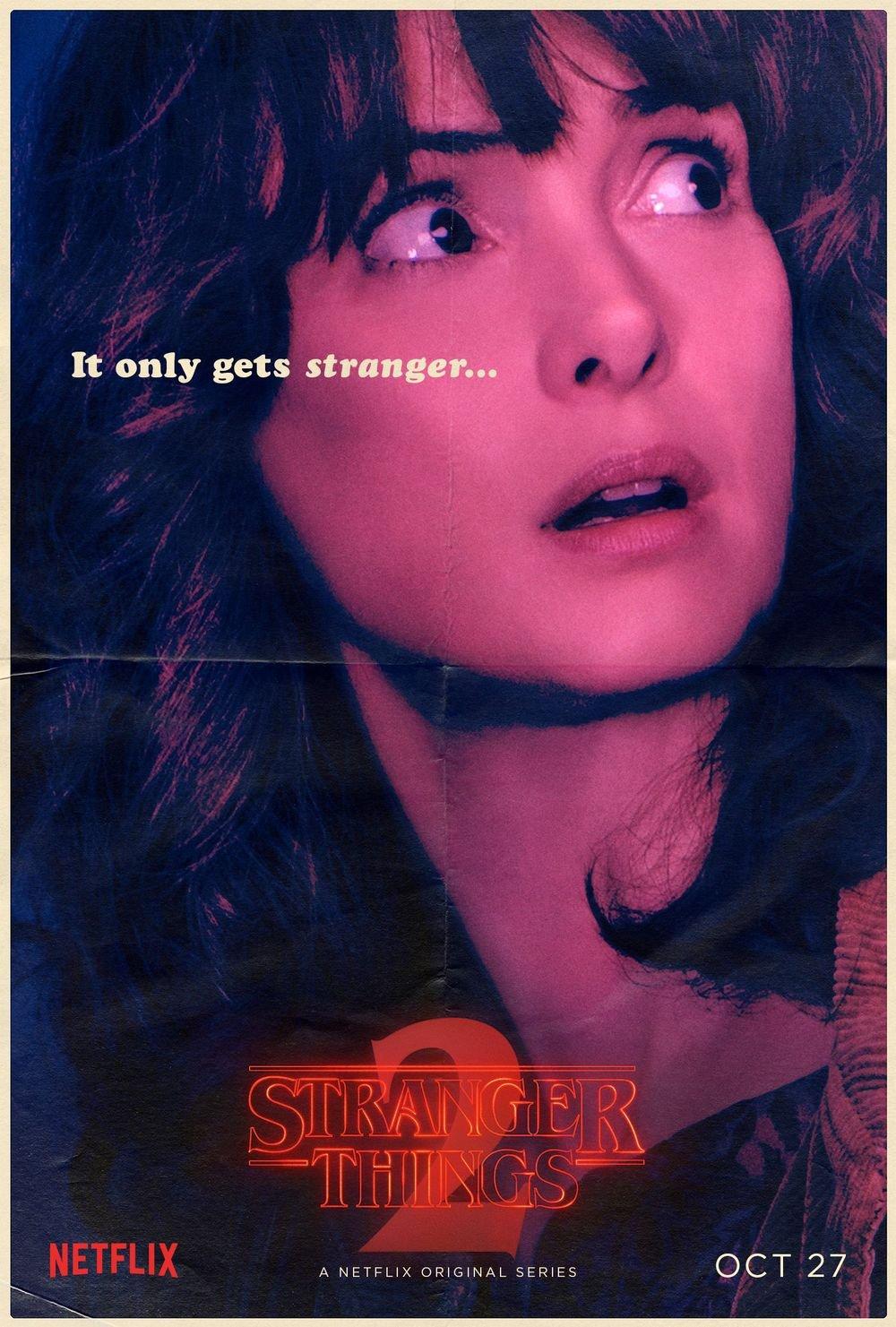 Poster Stranger Things Movie 70 X 45 cm: Amazon.es: Hogar