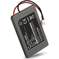 Cellonic® Batteria Premium Compatibile con Sony Playstation 3 Controller, PS3 Dualshock (CECHZC2E) - LIP1359 (570mAh) Batterie Ricambio accu Sostituzione