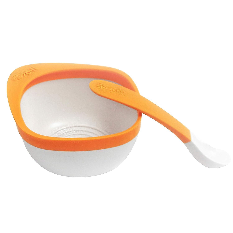 Orange MASH Bowl /& Spoon Kit