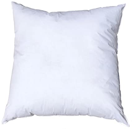 Amazon Pillowflex 40x40 Inch Premium Polyester Filled Pillow Inspiration 30 Inch Euro Pillow Inserts