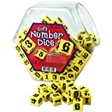Learning Resources Hands-On Soft Number Dice