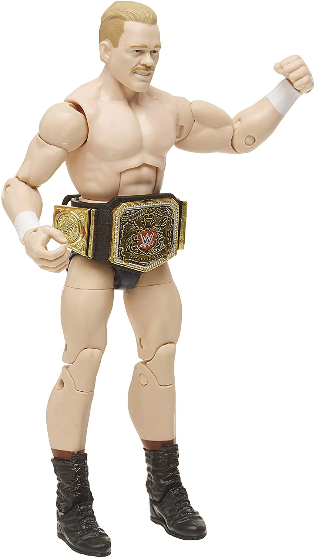 Tyler Bate WWE UK Champion Exclusive Mattel Toy Wrestling Action Figure