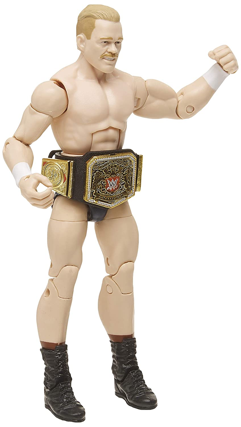 Tyler Bate Mattel FRP28 WWE UK Champion Exclusive Mattel Toy