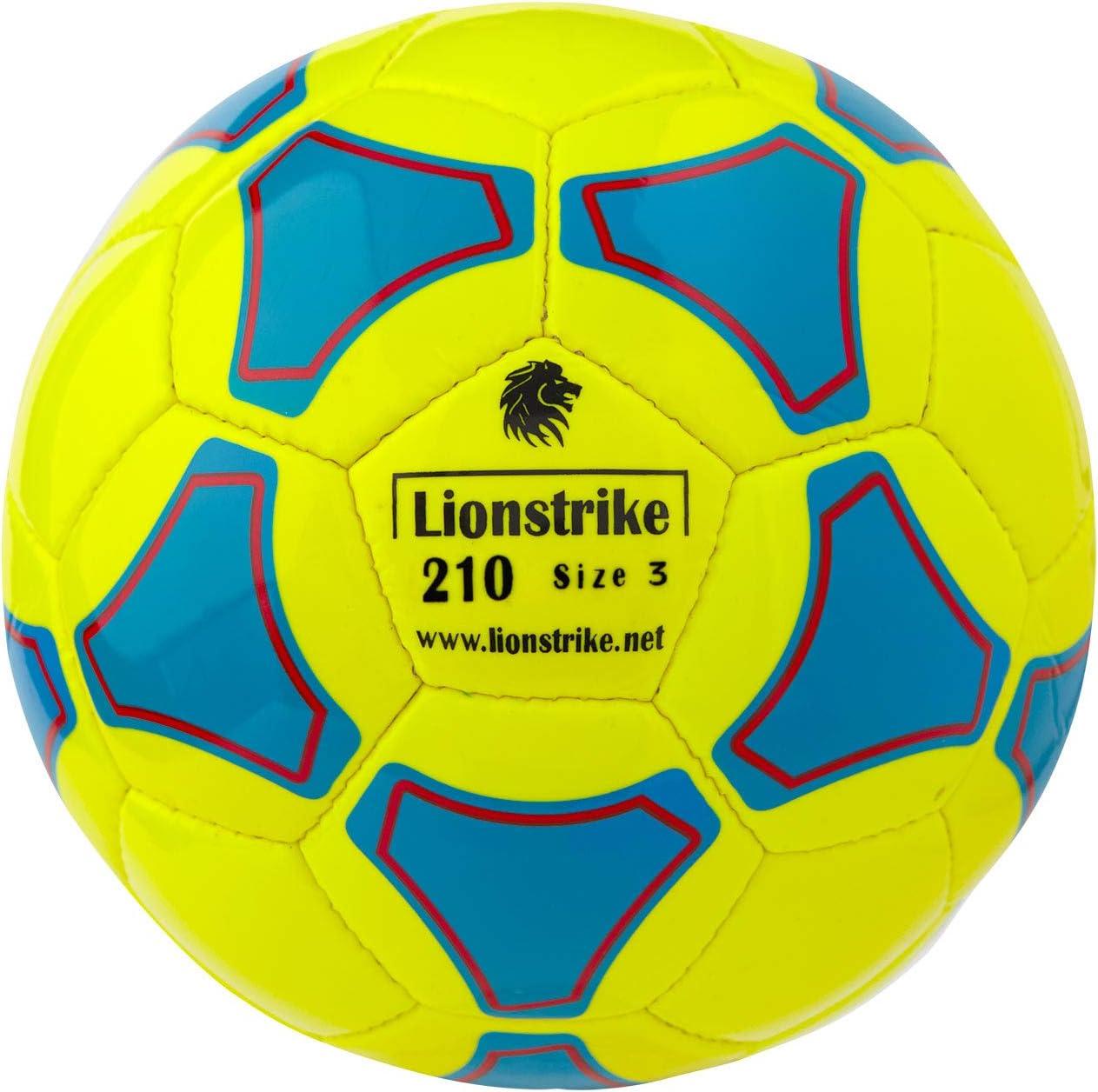 Balón de fútbol de cuero ligero de alta calidad, tamaño 3 ...