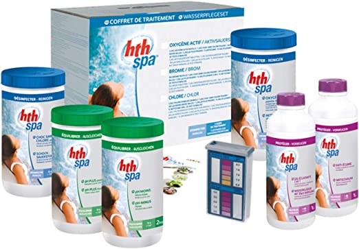 Happy Garden - Kit de Tratamiento de oxígeno Activo para SPA ...