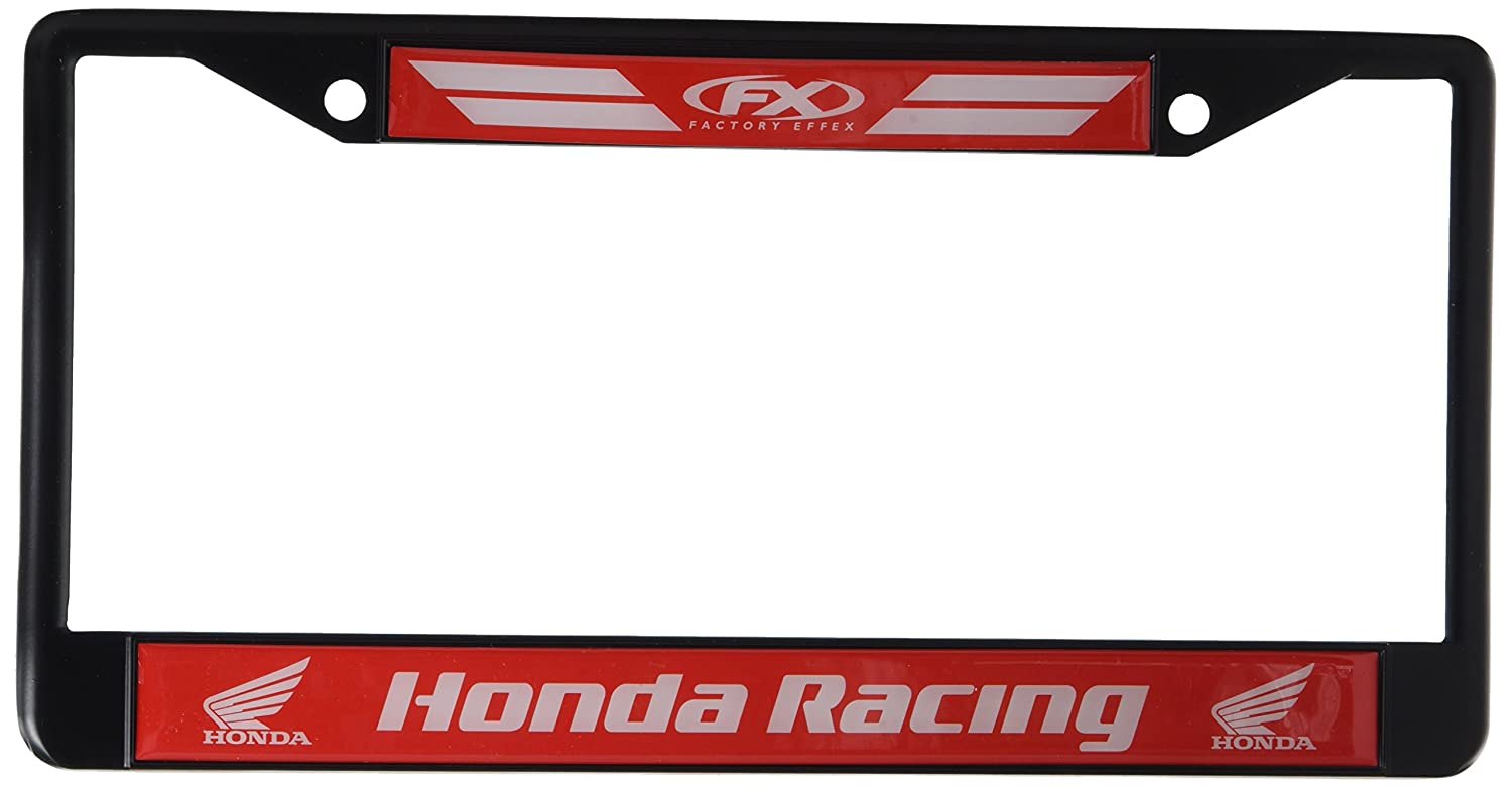 Factory Effex 19-45300 License Plate Frame