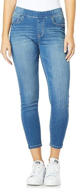 WallFlower Womens Junior Denim Legendary Skinny Jean