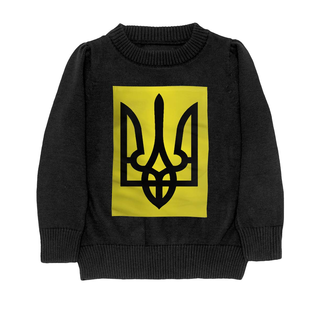 WWTBBJ-B Ukraine Tryzub Proud Ukrainian Style Teenager Boys /& Girls Unisex Sweater Keep Warm