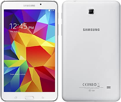 Amazon Com Samsung Galaxy Tab 4 Sm T230 8gb 7 Tablet White Renewed Computers Accessories