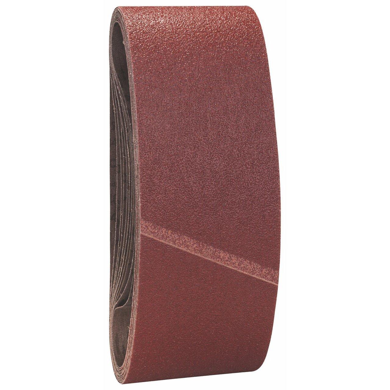 Bosch 2 608 606 080 Feuilles abrasives Lot de 10 75 x 533 mm Grain 40