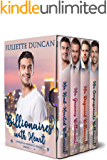 Billionaires with Heart Boxset: Christian Romance Series