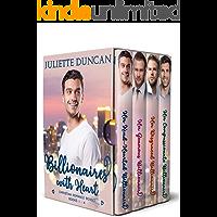 Billionaires with Heart Boxset: Christian Romance Series