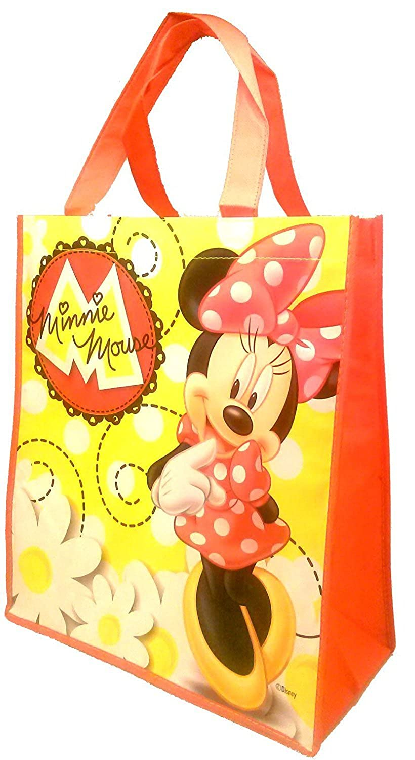Disney Minnie Mouse Reusable Non-Woven Tote Bag