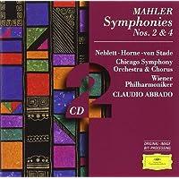 Mahler Symphonies Nos.2 4