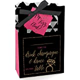 Girls Night Out - Bachelorette Party Favor Boxes - Set of 12