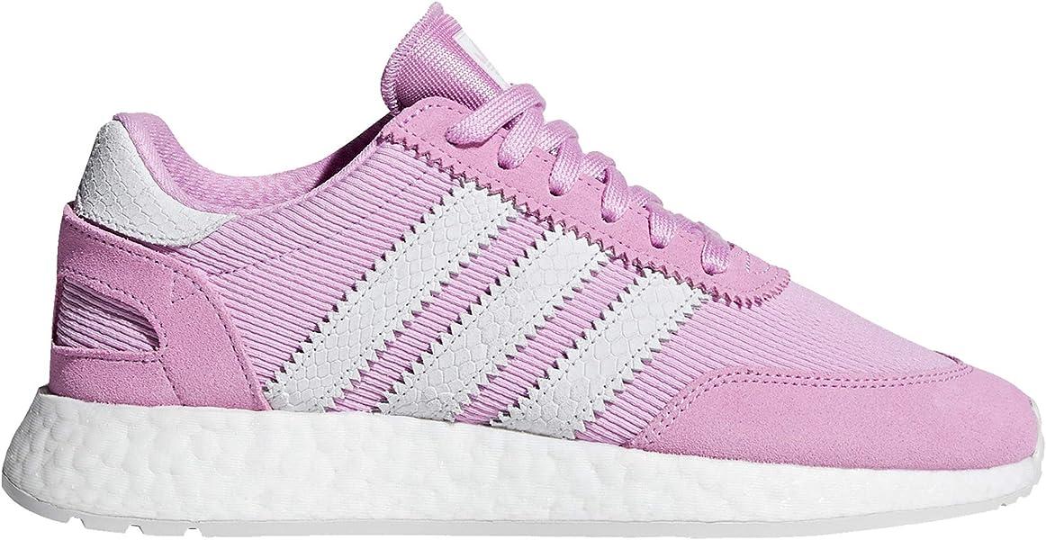 brand new a0cd1 24c8d Adidas Iniki Runner W, Chaussures de Sport Femme Rose (36.5 EU, Clear Lilac