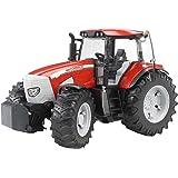 BRUDER - 03070 - Tracteur VALTRA 191 - Rouge